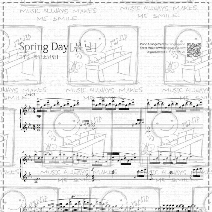 BTS – Spring Day