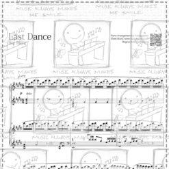 BTS Jimin - Promise [ Sheet Music / Midi / Mp3 ] | Funguypiano