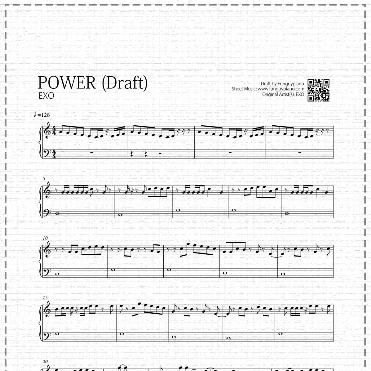 EXO - Power (Draft)