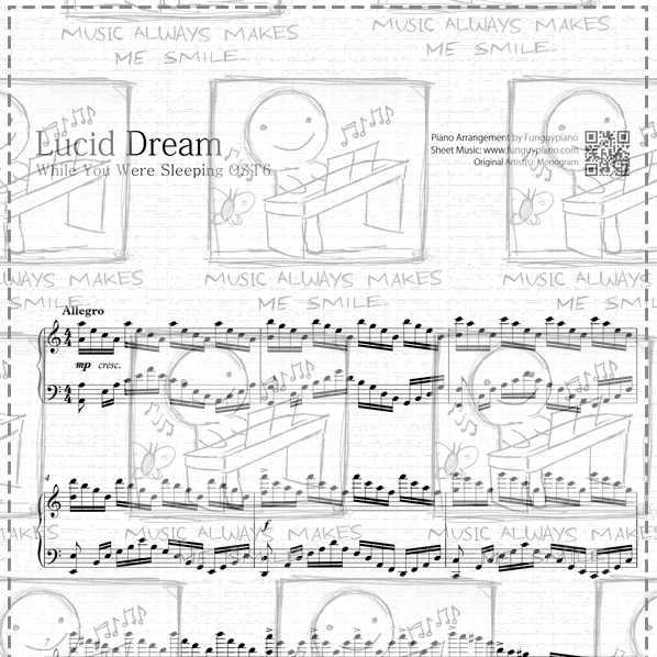 Beautiful [ Sheet Music / Midi / Mp3