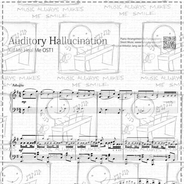 Kill Me Heal Me - Auditory Hallucination