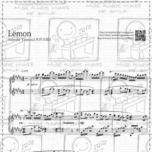 download music lemon kenshi yonezu